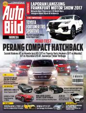 Cover Majalah Auto Bild ED 377 September 2017