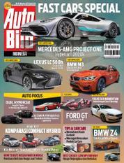Cover Majalah Auto Bild ED 378 Oktober 2017