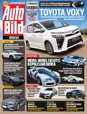 Auto Bild Magazine Cover ED 379 October 2017