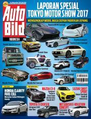 Auto Bild Magazine Cover ED 380 November 2017