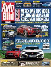 Auto Bild Magazine Cover ED 381 November 2017