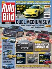 Auto Bild Magazine Cover ED 382 December 2017