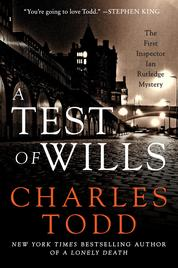 Cover A Test of Wills oleh Charles Todd