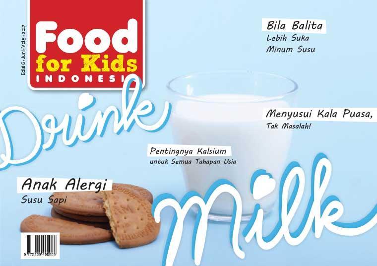 Food For Kids Indonesia Digital Magazine June 2017