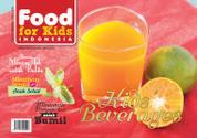Food For Kids Indonesia Magazine Cover November 2015