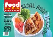 Food For Kids Indonesia Magazine Cover April 2016