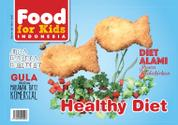 Food For Kids Indonesia Magazine Cover July 2016