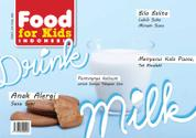 Food For Kids Indonesia Magazine Cover June 2017