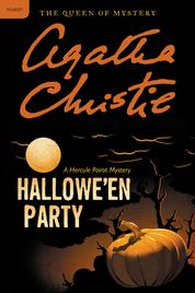 Cover Hallowe'en Party oleh Agatha Christie