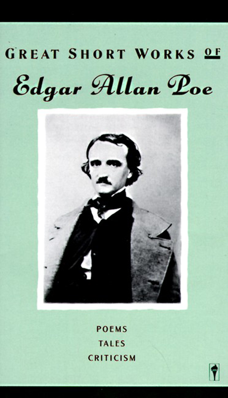 a look at edgar allan poes own criteria in his short story Read poems by edgar allan poe on january 19, 1809, edgar allan poe was born in boston, massachusetts poe's father and mother, both professional actors, died before the poet was three years old, and john and frances allan raised him as a foster child in richmond, virginia.