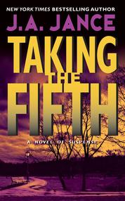 Taking the Fifth by J. A. Jance Cover