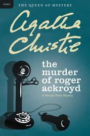Cover The Murder of Roger Ackroyd oleh Agatha Christie