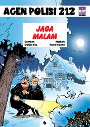 Cover Seri Agen Polisi 212 No.6: Jaga Malam oleh