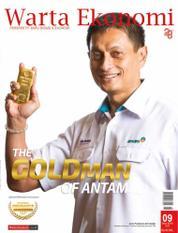 Cover Majalah Warta Ekonomi ED 09 September 2017
