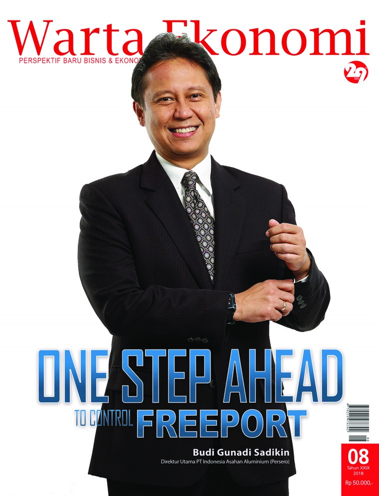 Majalah Digital Warta Ekonomi ED 08 Agustus 2018