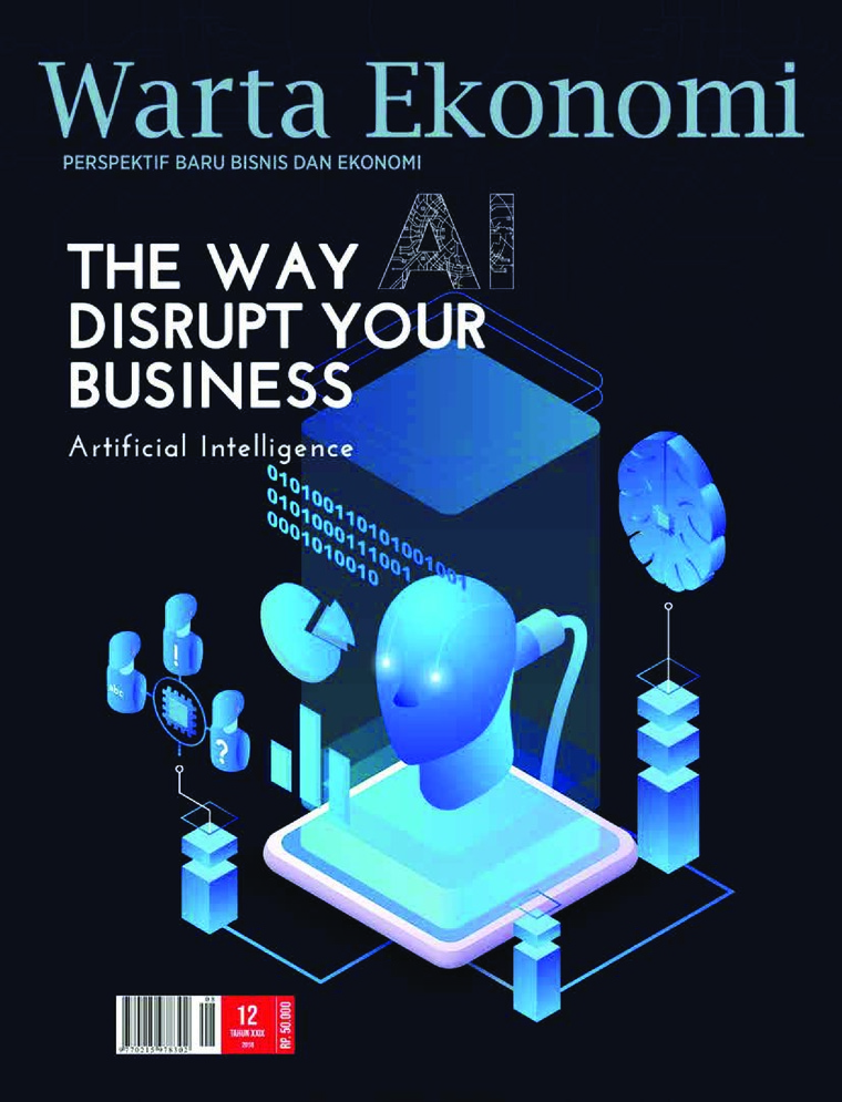 Majalah Digital Warta Ekonomi ED 12 Desember 2018