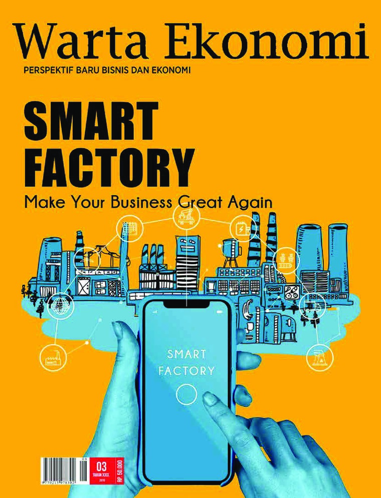 Majalah Digital Warta Ekonomi ED 03 Maret 2019
