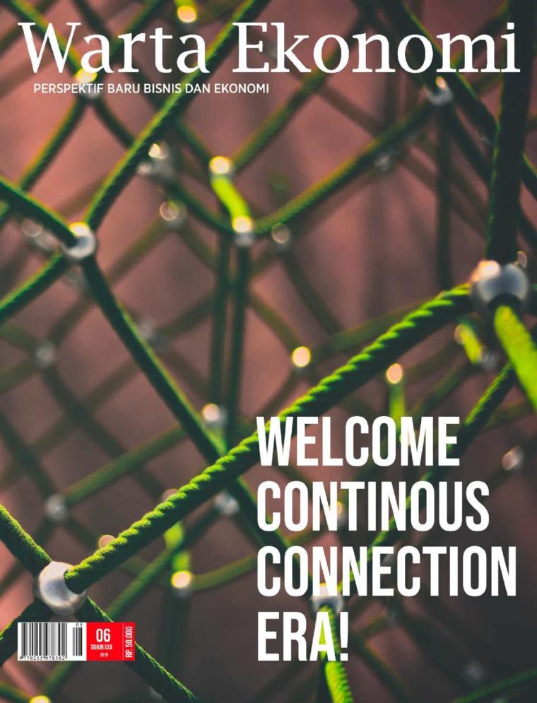 Warta Ekonomi Digital Magazine ED 06 June 2019