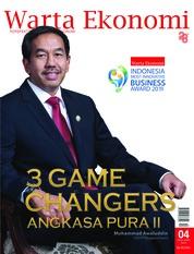 Cover Majalah Warta Ekonomi ED 04 April 2018