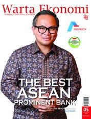 Warta Ekonomi Magazine Cover ED 05 May 2018