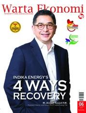 Cover Majalah Warta Ekonomi ED 06 Juni 2018