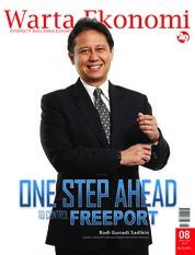 Cover Majalah Warta Ekonomi ED 08 Agustus 2018