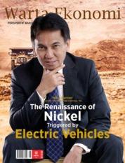 Cover Majalah Warta Ekonomi ED 10 Oktober 2018