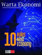 Cover Majalah Warta Ekonomi ED 11 November 2018