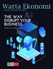 Cover Majalah Warta Ekonomi ED 12 Desember 2018