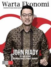 Warta Ekonomi Magazine Cover ED 07 July 2019