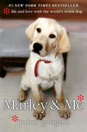 Marley & Me by John Grogan Cover