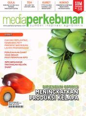 Cover Majalah media perkebunan ED 167 Oktober 2017