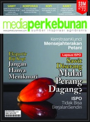 Cover Majalah media perkebunan ED 173 April 2018