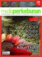 Media perkebunan Magazine Cover ED 175 June 2018