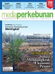 Media perkebunan Magazine Cover ED 176 July 2018