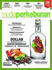 Cover Majalah media perkebunan ED 182 Januari 2019