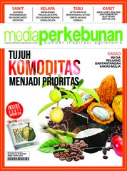 Media perkebunan Magazine Cover ED 193 February 2019