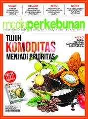 Cover Majalah media perkebunan ED 193 Februari 2019