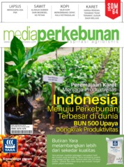 Media perkebunan Magazine Cover ED 189 August 2019