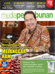 Media perkebunan Magazine Cover ED 191 October 2019