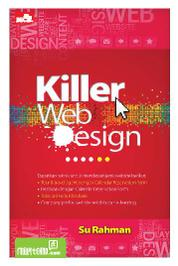 Cover Killer Web Design oleh Maddie Suyadi