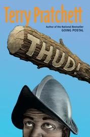 Thud! by Terry Pratchett Cover