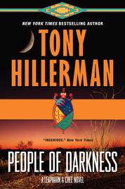 Cover People of Darkness oleh Tony Hillerman