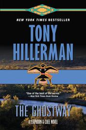 The Ghostway by Tony Hillerman Cover