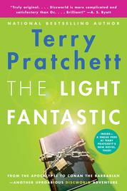 Cover The Light Fantastic oleh Terry Pratchett