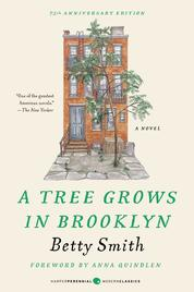 Cover A Tree Grows in Brooklyn oleh Betty Smith