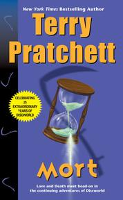 Cover Mort oleh Terry Pratchett
