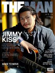 Cover Majalah THE MAN