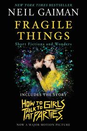 Fragile Things by Neil Gaiman Cover