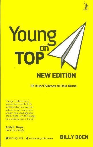 Buku Digital Young On Top New Edition oleh Billy Boen